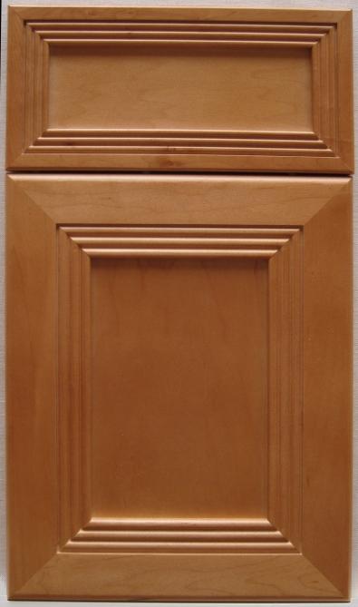 Dover wood door