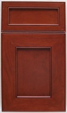 Fairfield Wood Door