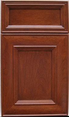 Glendora wood door