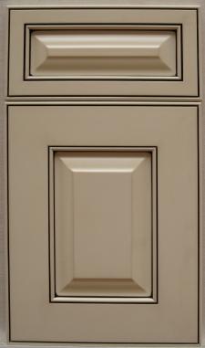 Oakland wood door